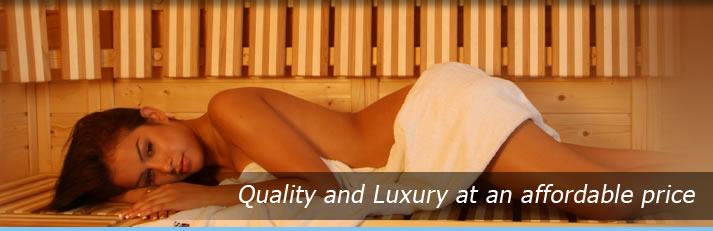 Australian Saunas & Steam Rooms